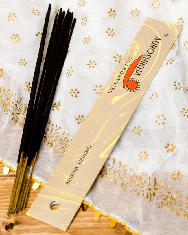 オウロシカ香 - ココナッツ(COCONUTS)の香りの写真