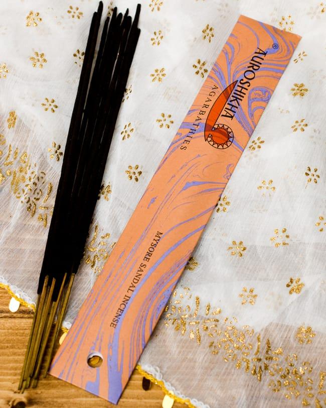 マイソールの香木(MYSORE SANDAL)の香り - オウロシカ香の写真