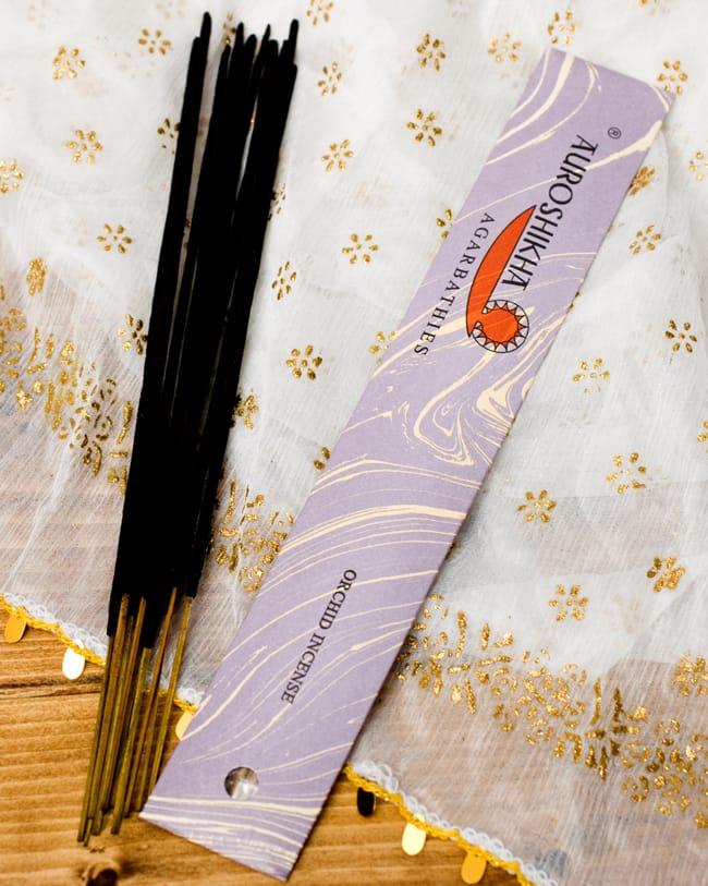 オウロシカ香 - 蘭(ORCHID)の香りの写真