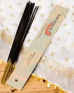 琥珀(AMBER)の香り - オウロシカ香(IND-INS-250)