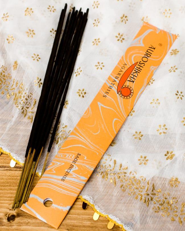 セージ(SAGE)の香り - オウロシカ香の写真