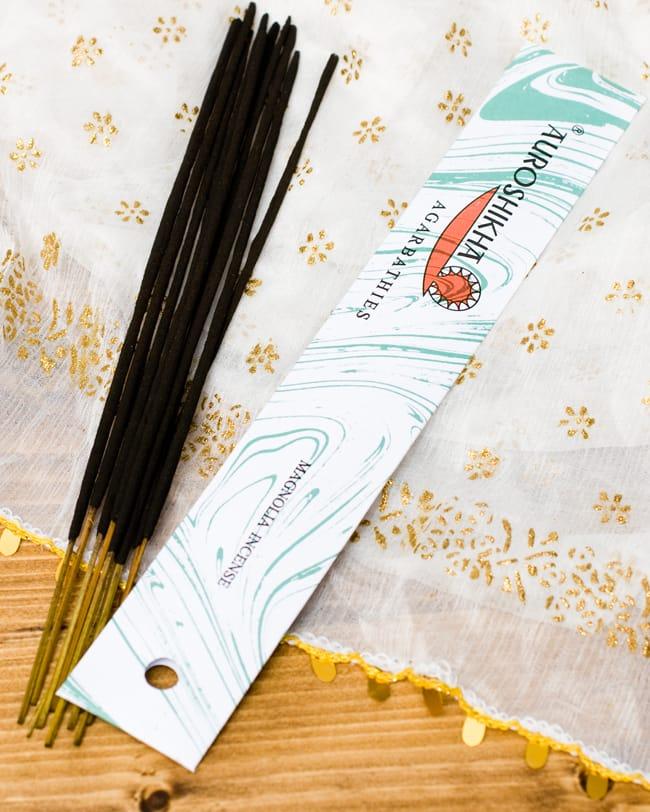 オウロシカ香 - マグノリア(MAGNOLIA)の香りの写真