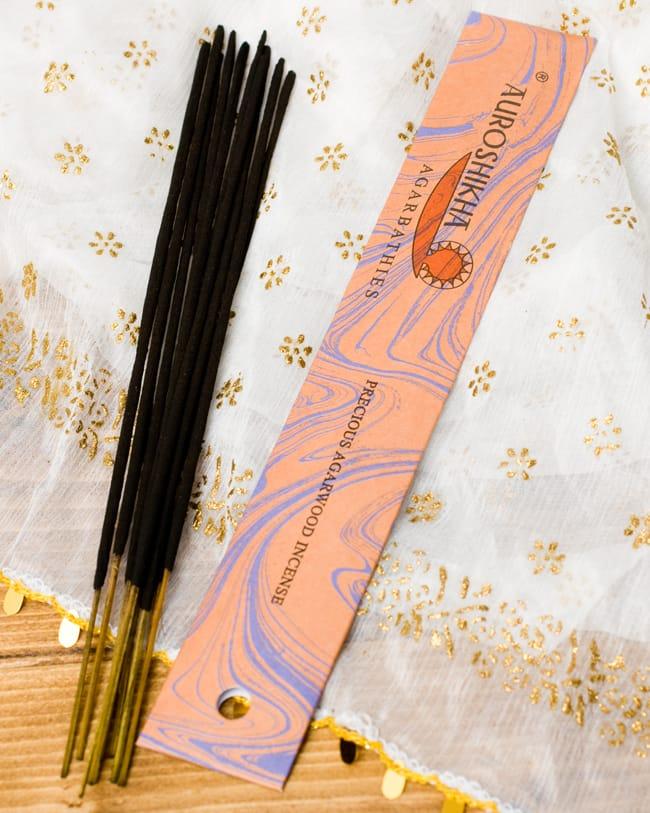 沈香(PRECIOUS AGARWOOD)の香り - オウロシカ香の写真