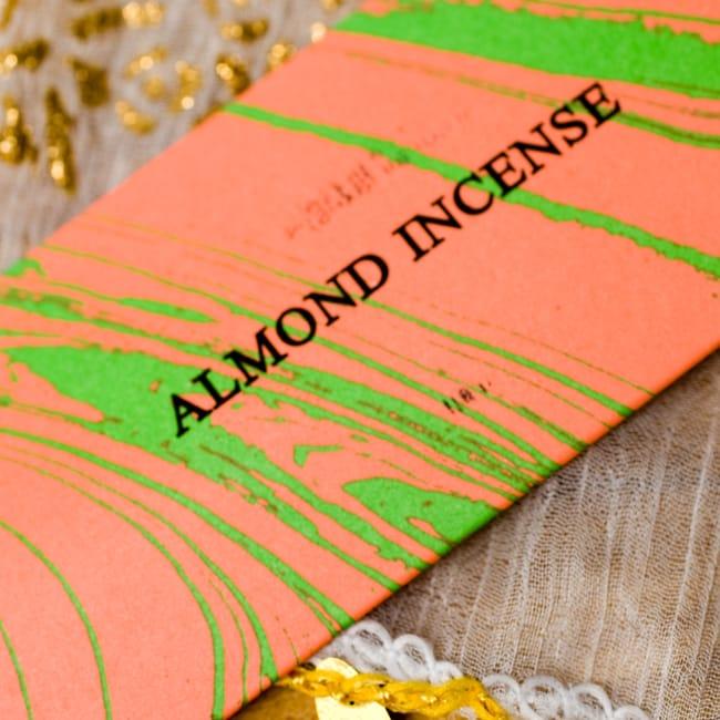 アーモンド(ALMOND)の香り - オウロシカ香の写真2 - 香りの名前はここに記されています。