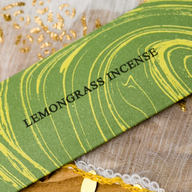 レモングラス(LEMONGLASS)の香り - オウロシカ香の写真2 - レモングラスの束。用途によって使う場所が違います。
