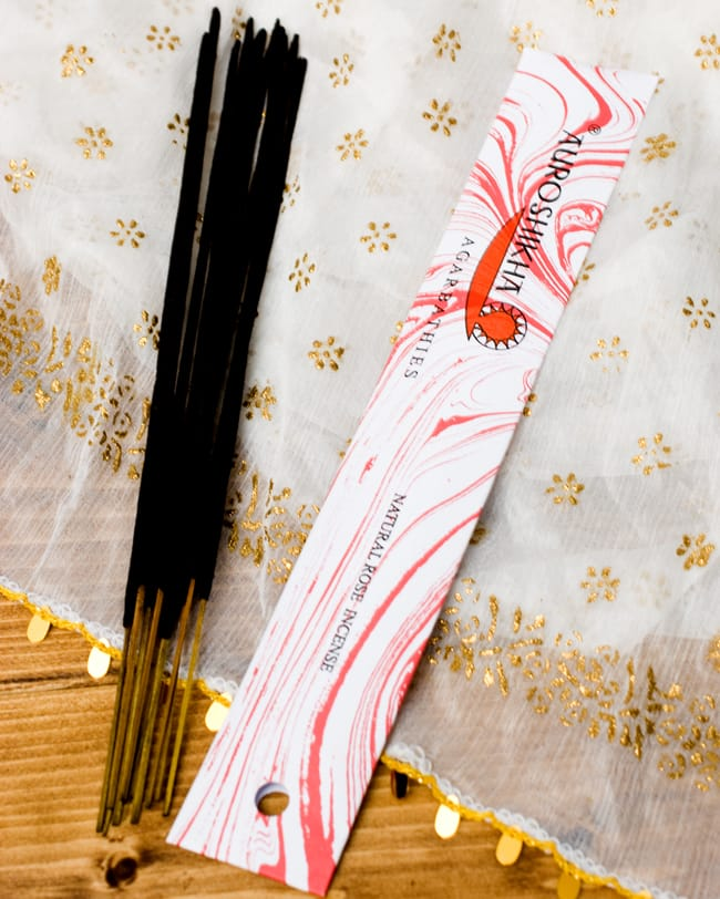 オウロシカ香 - バラ(NATURAL ROSE)の香りの写真