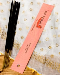 スーリャローズ(Surya Rose)の香り - オウロシカ香(IND-INS-280)