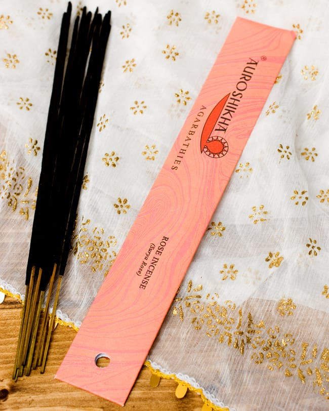 スーリャローズ(Surya Rose)の香り - オウロシカ香の写真