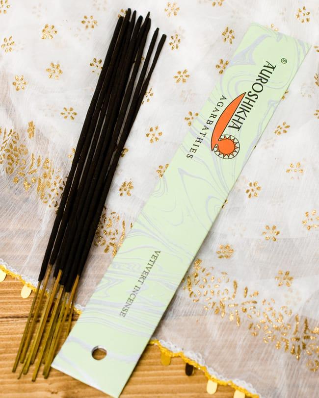 安静のオイル(VETIVERT)の香り - オウロシカ香の写真