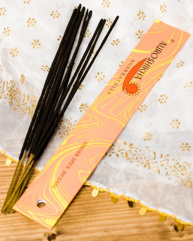 生姜スパイス(GINGER SPICE)の香り - オウロシカ香の写真