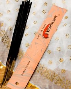 グッグル(GUGGUL)の香り - オウロシカ香(IND-INS-294)
