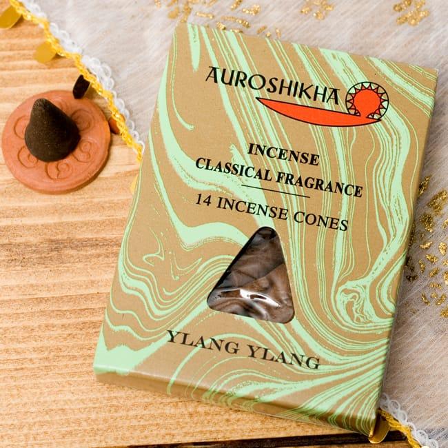 イランイラン(YLANG YLANG)の香り - オウロシカコーン香の写真