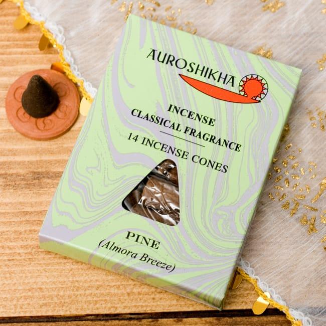 松(PINE)の香り - オウロシカコーン香の写真