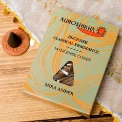 琥珀(MIRA AMBER)の香り - オウロシカコーン香(IND-INS-313)
