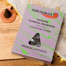 ラベンダー(FRENCH LAVENDER)の香り - オウロシカコーン香(IND-INS-315)