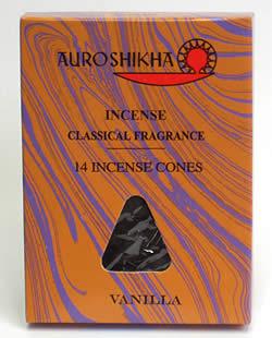 バニラ(VANILLA)の香り - オウロシカコーン香の写真 - オウロシカオリジナルの模様箱です。