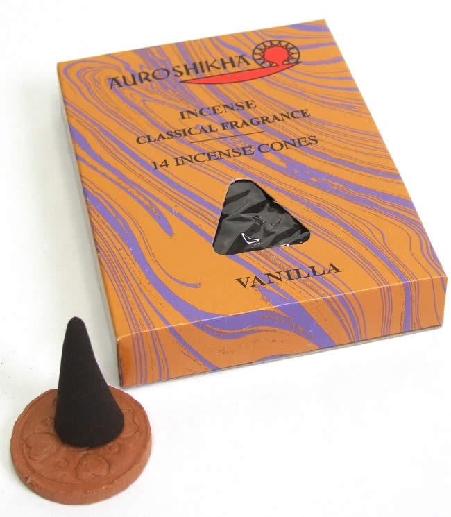 バニラ(VANILLA)の香り - オウロシカコーン香の写真1