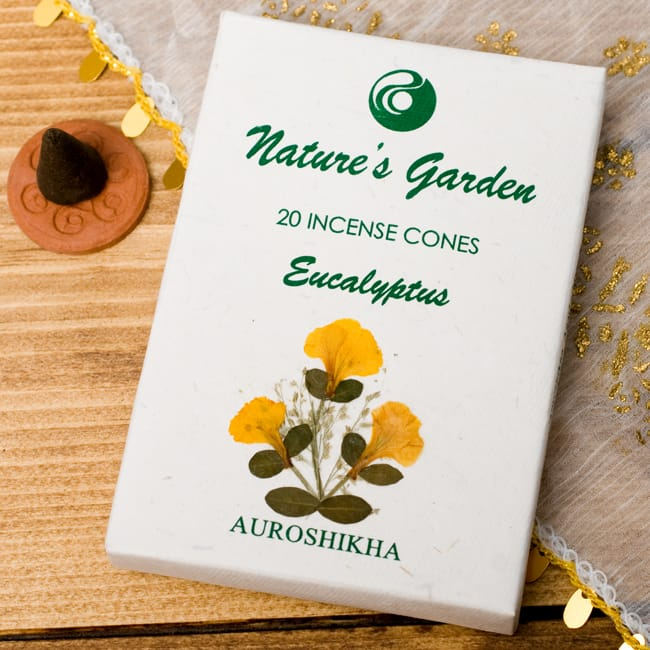 ユーカリ(EUCALYPTUS)の香り - オウロシカコーン香の写真