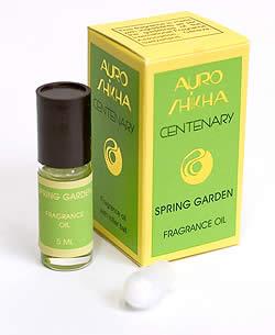 春の庭(spring garden)の香り - オウロシカアロマオイル(IND-INS-340)