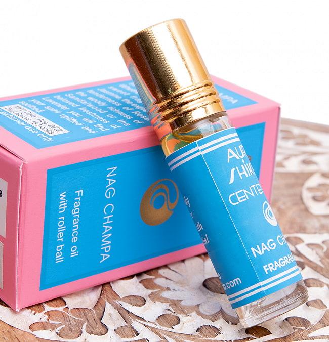 ナグチャンパ(NAG CHAMPA)の香り - オウロシカアロマオイル 2 - 香りはこちらに記してあります。