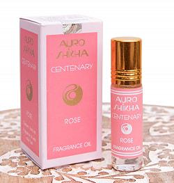 ローズ(ROSE)の香り - オウロシカアロマオイル(IND-INS-349)