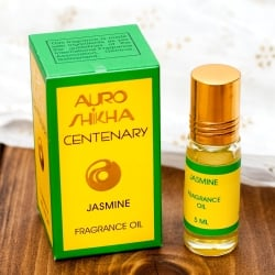 ジャスミン(JASMINE)の香り - オウロシカアロマオイル(IND-INS-350)