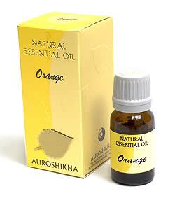 オレンジ(ORANGE)の香り - オウロシカアロマオイル(IND-INS-361)