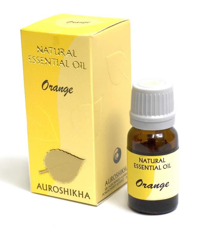 オレンジ(ORANGE)の香り - オウロシカアロマオイルの写真1