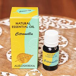 シトロネラ(CITRONELLA)の香り - オウロシカアロマオイル(IND-INS-365)