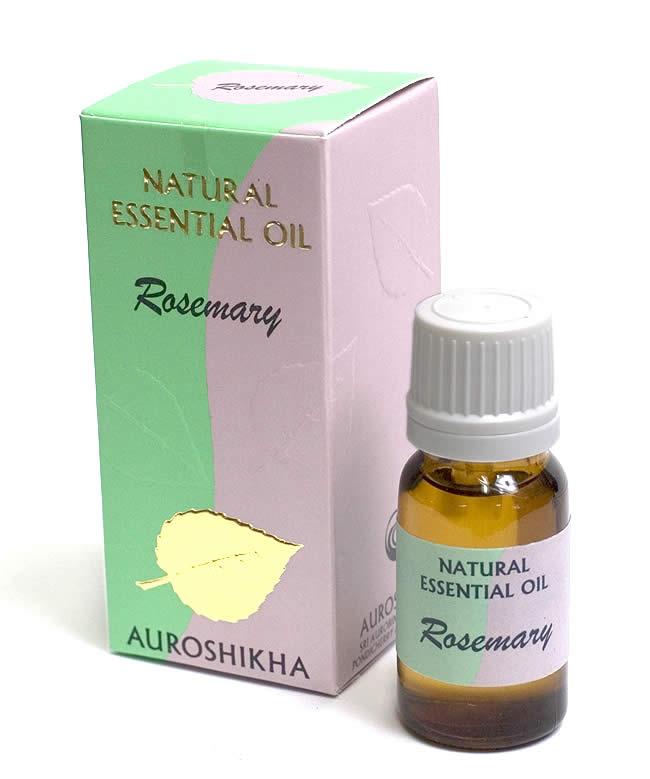 ローズマリー(ROSEMARY)の香り - オウロシカアロマオイルの写真1
