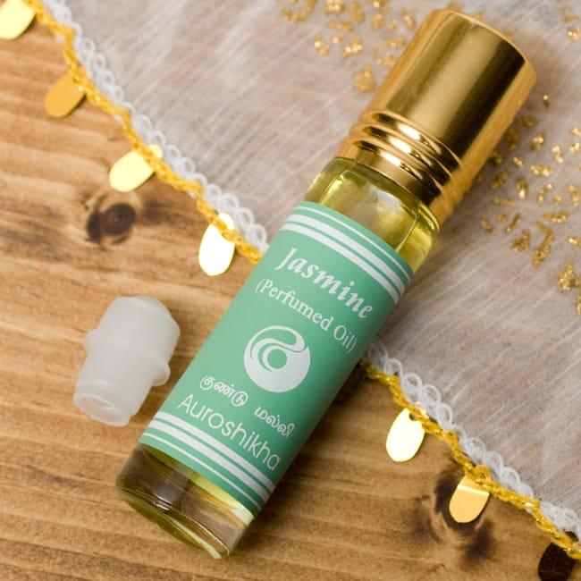 ジャスミン(JASMIN)の香り - オウロシカアロマオイルの写真