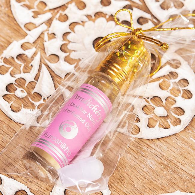 ポンデチェリ(PONDICHERY)の香り - オウロシカアロマオイルの写真1