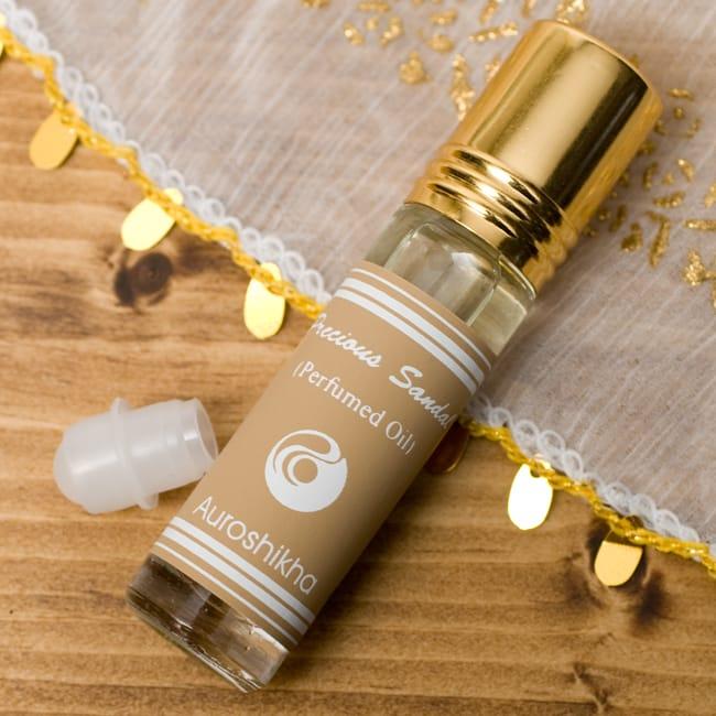 香木(PRECIOUS SANDAL)の香り - オウロシカアロマオイルの写真