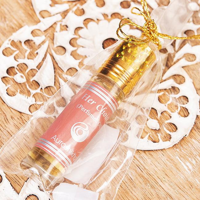 彼女の選択(HER CHOICE)の香り - オウロシカアロマオイルの写真1