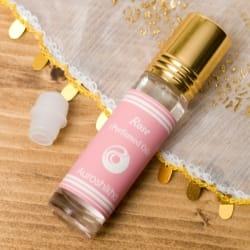 バラ(ROSE)の香り - オウロシカアロマオイル(IND-INS-381)