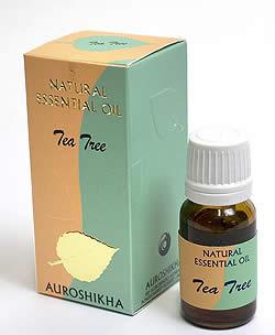 茶の木(TEA TREE)の香り - オウロシカアロマオイル(IND-INS-387)