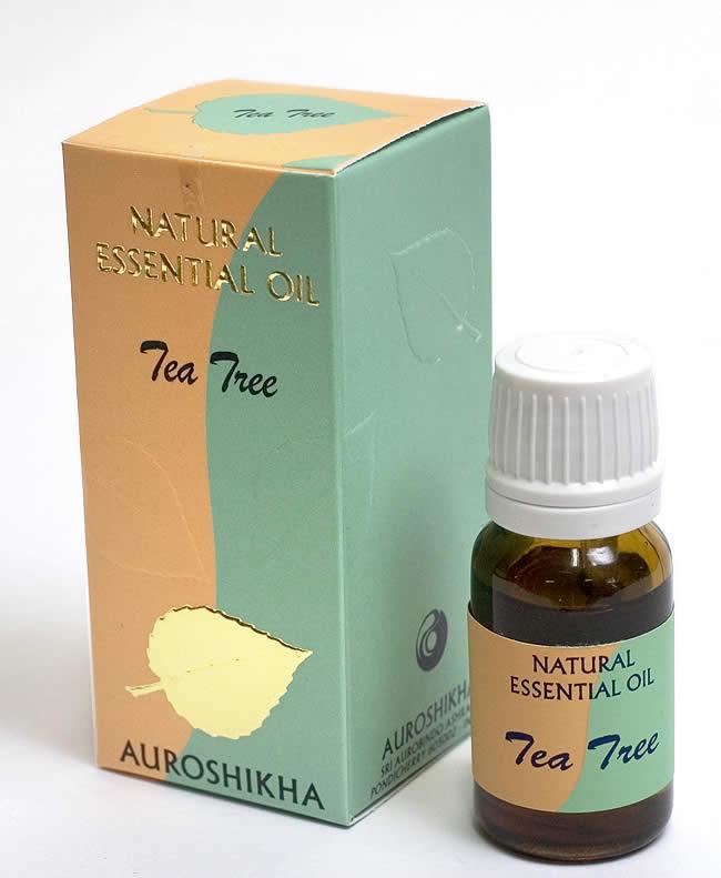 茶の木(TEA TREE)の香り - オウロシカアロマオイルの写真
