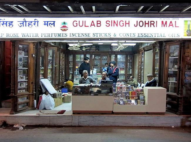 インド香10種類ギフトセット 5 - 現地ではこのような感じで販売されております!