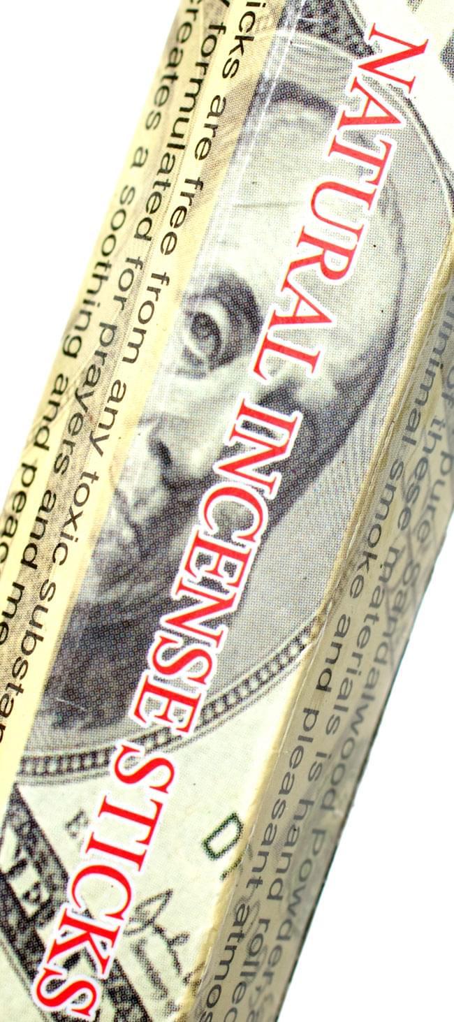 Money Making香の写真3 - ベンジャミンフランクリンもびっくりです