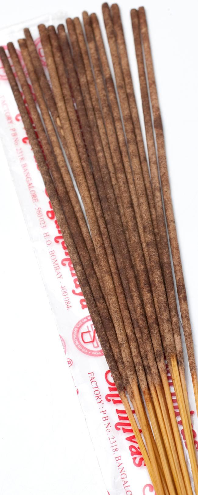 【Satya】ジャスミン香 Jasmine Blossom Incenseの写真4 - お香の写真です
