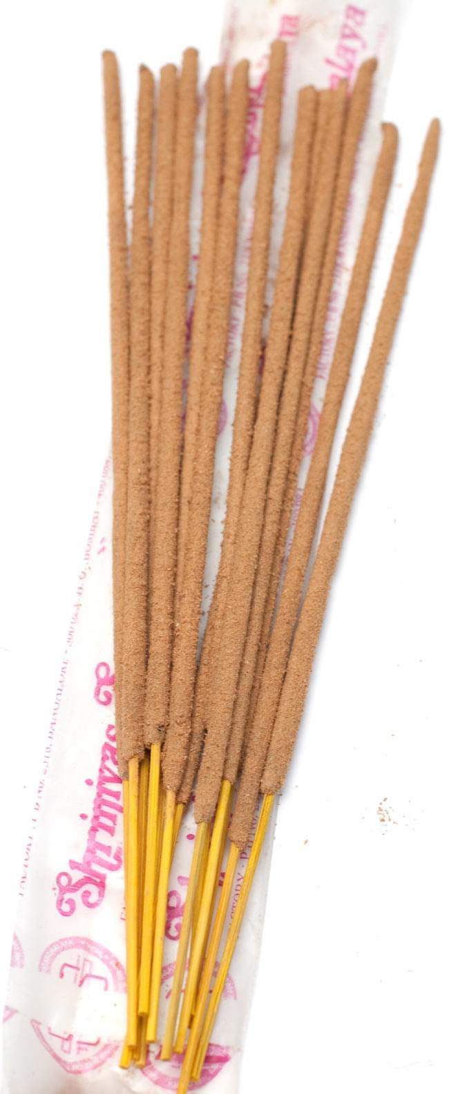 【Satya】ミッドナイト香 Midnight Incenseの写真4 - お香の写真です