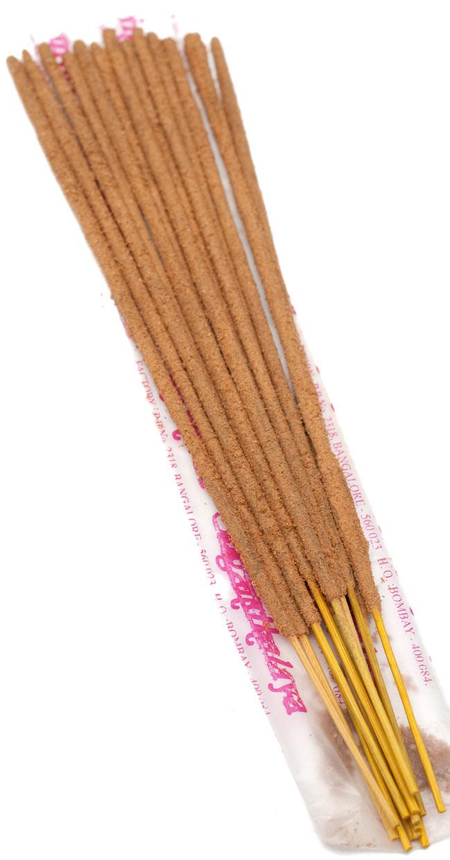 【Satya】パチョリーフォレスト香 Patchouli Forest Incenseの写真4 - お香の写真です