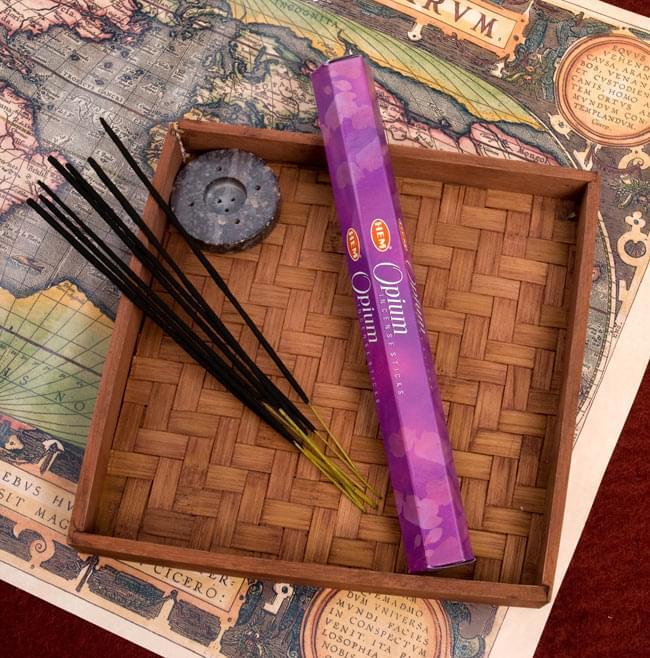オピウム香 - Opium Incense【HEM社製】の写真3 -