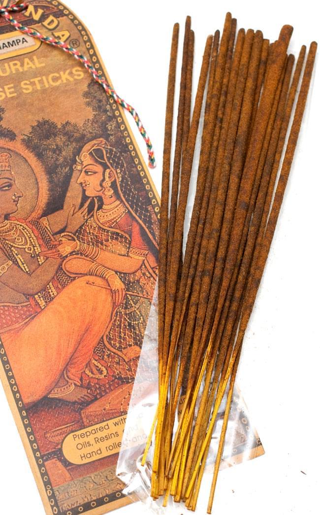 Geet Govinda ギータ・ゴーヴィンダ香 - Nag-Champaの写真4 - お香の写真です