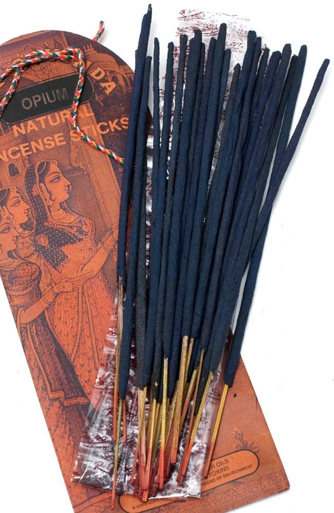 Geet Govinda ギータ・ゴーヴィンダ香 - Opiumの写真4 - お香の写真です