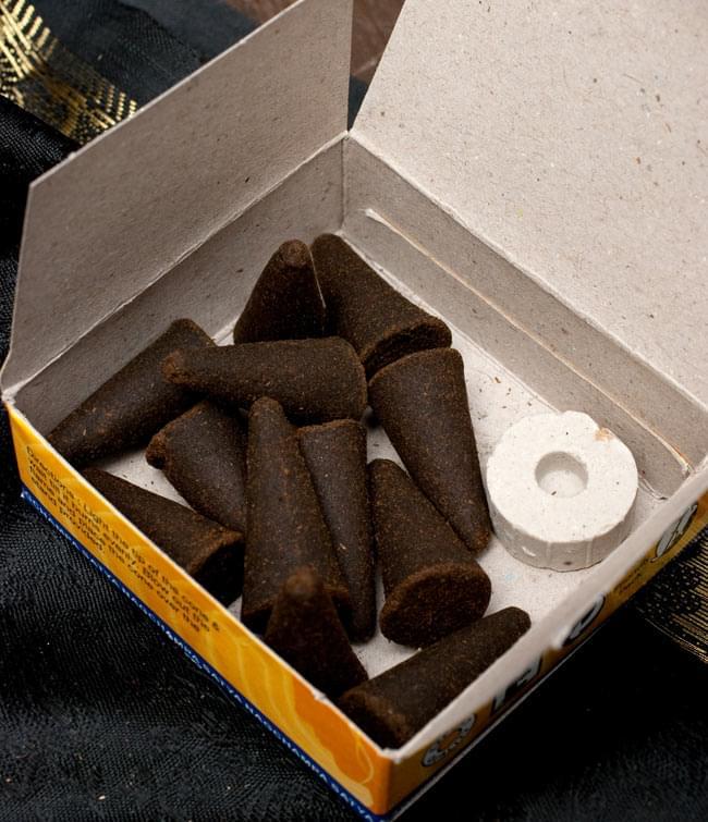 【Satya】スーパーサンダル[コーン香BOX]の写真2 - 中身の写真です。