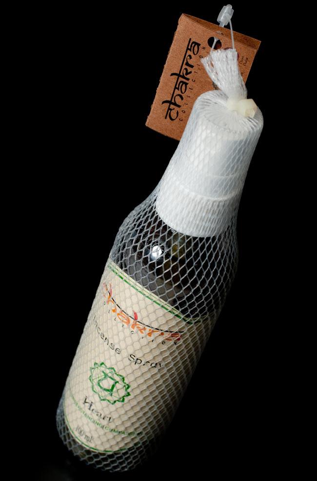 第4チャクラ(ハートチャクラ) - Chakra Collection【お香スプレー】の写真