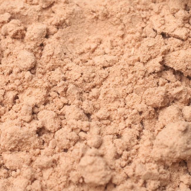 白檀(サンダルウッド) - 粉末香の写真2 - お香を拡大してみました