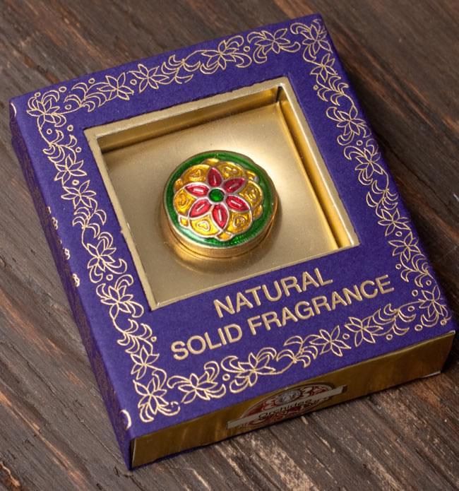 クリーム・フレグランス[ブラス] - 蘭の香り(オーキッド)の写真
