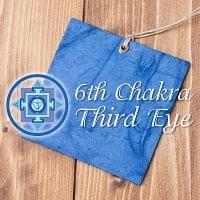 第6チャクラ(サードアイチャクラ) - Chakra Collection【サシェ】